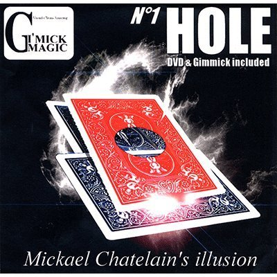 Hole (rot) by Mickael Chatelain by GiMick Magic
