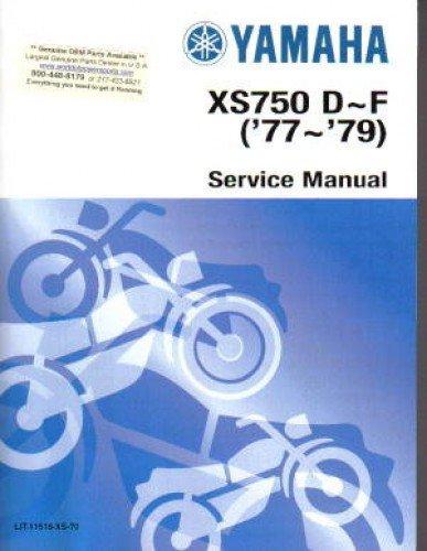1978 Yamaha Xs750 - 6