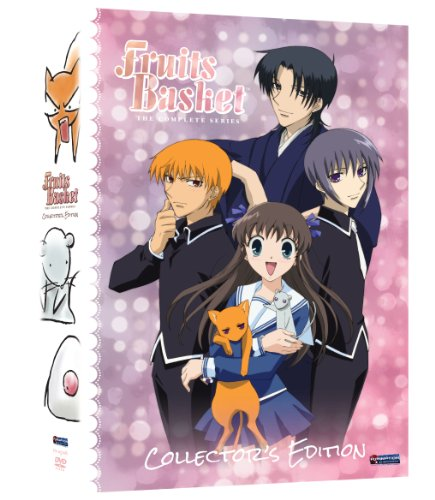Fruits Basket Complete Series: Collector's Edition