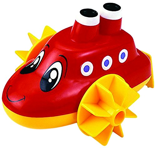 Navystar Wind Up Boat Baby Toy (Colors May Vary) by Navystar