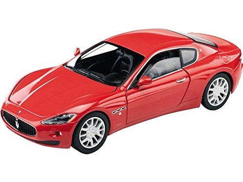 Mondo Motors 1/24 Maserati Gran Turismo Diecast Car
