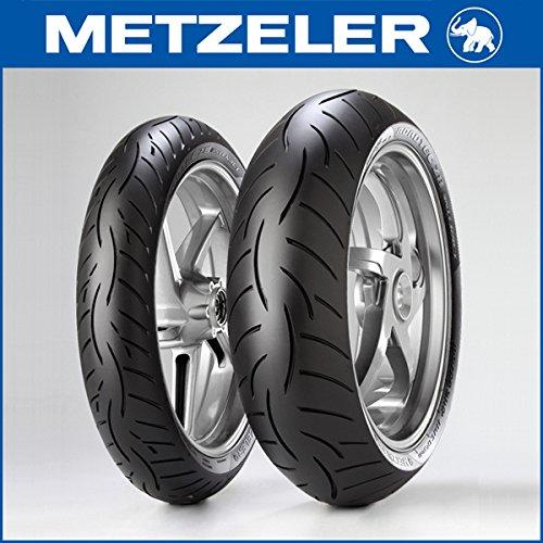 (タイヤ) メッツラー METZELER ROADTEC Z8M INTERACT 前後タイヤ 120/60ZR17 160/60ZR17 CB400SF CBR600F FZR400RR FZR600R TRX850 GSX-R400R SV400S ZZR400 120/60-17 160/60-17 120-60-17 160-60-17 フロント リア 前輪 後輪(10P29Jul16) B01JCSX73C