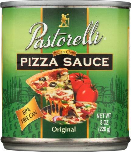 Pastorelli Pizza Sauce Italian Chef