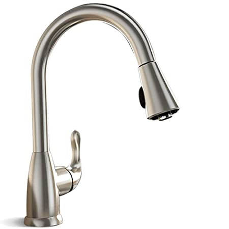 Techo Monobloc Mixer Kitchen Sink Taps Pull Out Low Pressure