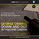 Down and Out in Paris and London | George Orwell