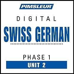 Swiss German Phase 1, Unit 02