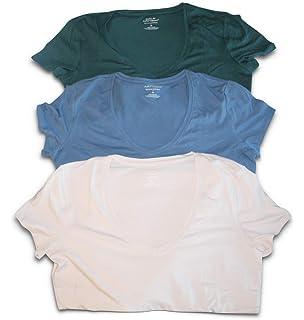 c3deed74 Amazon.com: Banana Republic Factory Women's V Neck T Shirt: Clothing