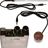 CozyHomelover Durable The Ear Listens Super Sensitive Thru-Wall Contact / Probe Microphone Set Surveillance Systems
