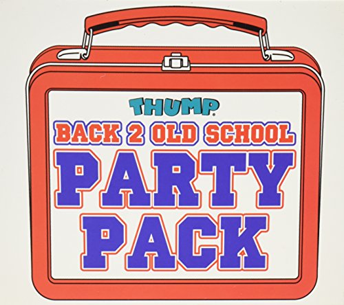 R&b Party Pack - Back 2 Old School Party Pack [3 CD Box Set]