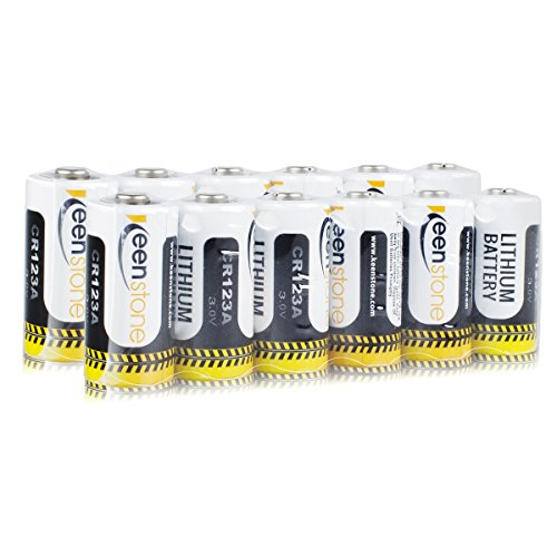 hium Battery, 12 PCS Upgrade High Safety Performance Lithium Battery Non-Rechargeable for Flashlight Photo Digital Camera Camcorder Toys Torch (Not Compatible with Arlo Cameras) ()