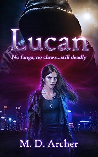 Lucan (The Lucan Trilogy Book 1)