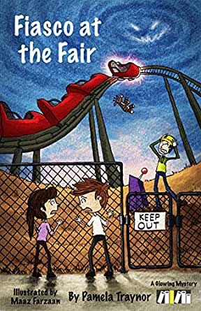 Fiasco at the Fair (A Glowing Mystery Book 1) (English ...