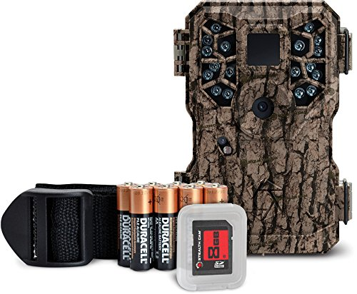 Stealth Cam PX Series Game Camera Combo Batteries and SD - Great Outlet Lakes Hours