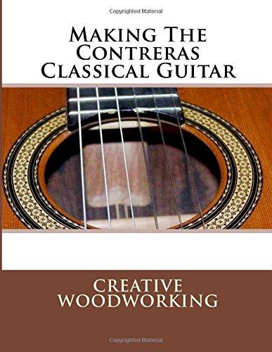 Making Classical Guitars - Making The Contreras Classical Guitar
