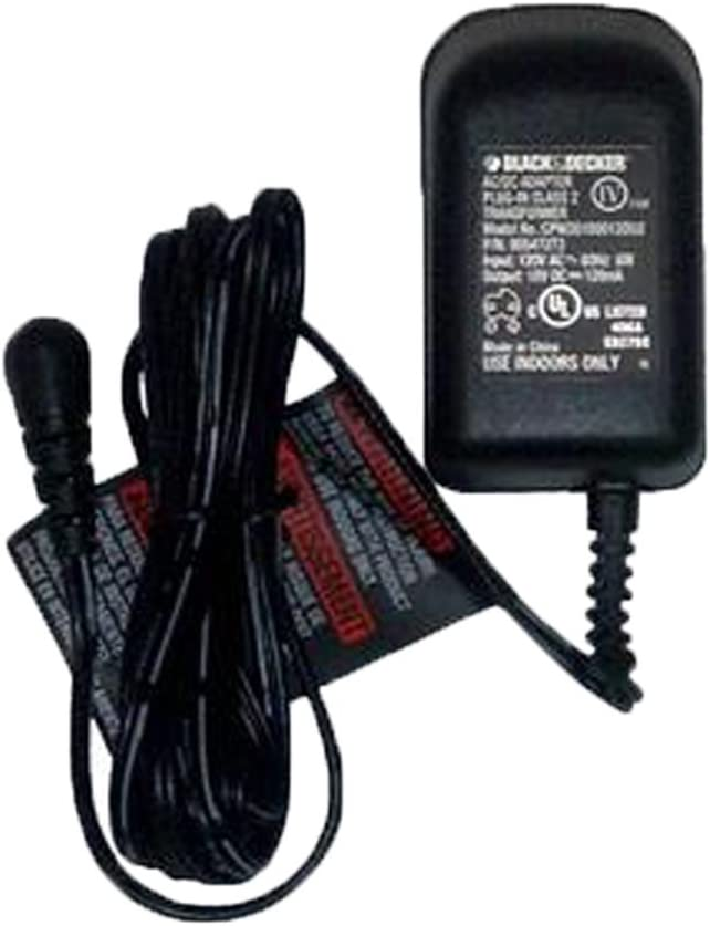 Black and Decker LPS7000 / LDX172C Replacement 7.2V Charger # 90593304