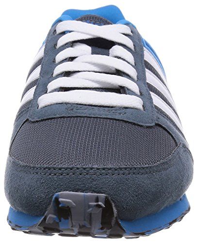 Running Mens Grey Shoes Trainers City Racer Grey Blue adidas Neo and vAqPtPI