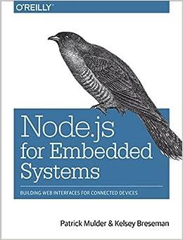 Node.js For Embedded Systems PDF Descargar