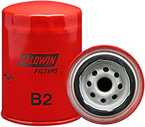 Baldwin B2 Lube Spin-On Filter (Pack of 12) (Style Filter Dodge Charger)