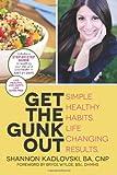 Get the Gunk Out, CNP, Shannon, Shannon Kadlovski, BA,, 1482366525