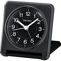 Seiko Clocks QHT015K Alarm Clock Excellent readability