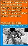 Bargain eBook - Tested Sex Position