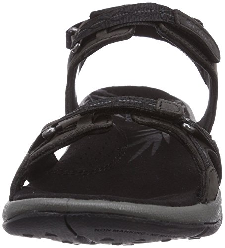 Vent and Sandals Shale WoMen Kyra Black Trekking Walking Columbia Shoes 5nSRxAXwxq