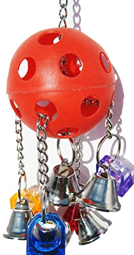 Bird Toy Outlet : Bellpull bird toy parrot cage toys cages african grey