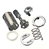 MONNY Door Lock Cylinder Repair Kit For VW Mk4 Golf 4 Bora Front Right Left 7 PieceS