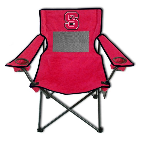 Rivalry NCAA North Carolina State Wolfpack Monster Mesh Folding Chair