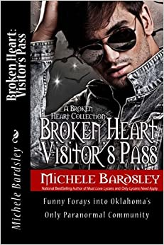Broken Heart: Visitor's Pass: Volume 11