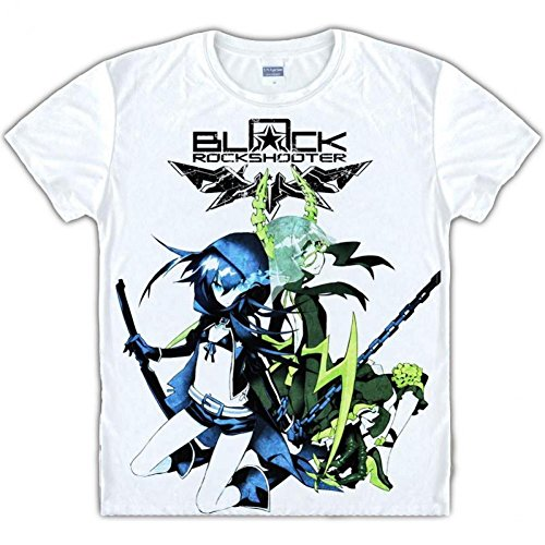 Black Rock Shooter BLack Gold Saw Chariot costume