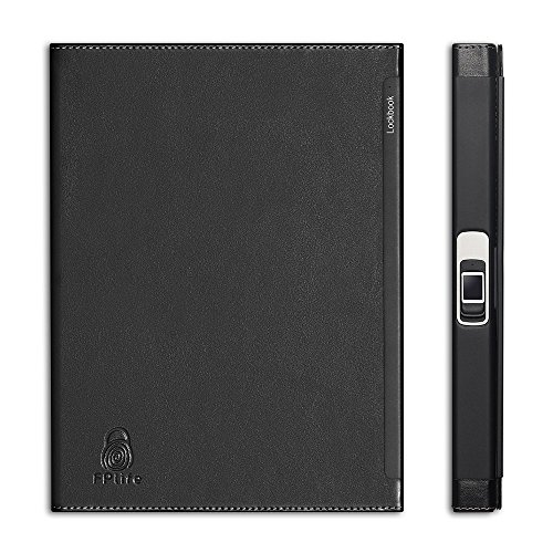 wis and umi fingerprint protected lockbook