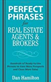 img - for Perfect Phrases for Real Estate Agents & Brokers (Perfect Phrases Series) book / textbook / text book