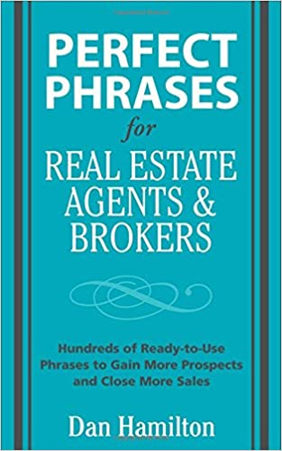 Download E Books Perfect Phrases For Real Estate Agents Brokers