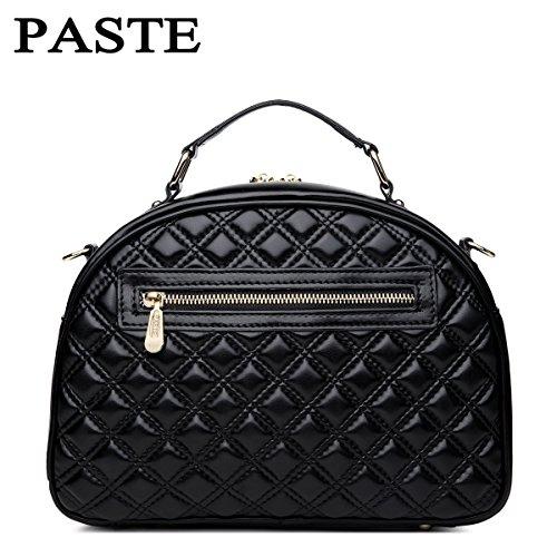 EOMJNEXW - Bolso mochila  para mujer, negro (Negro) - 8755752072493 rosa