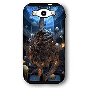 In The Round - Fantasy Design by Ethan Harris Samsung Galaxy S3 Armor Phone Case