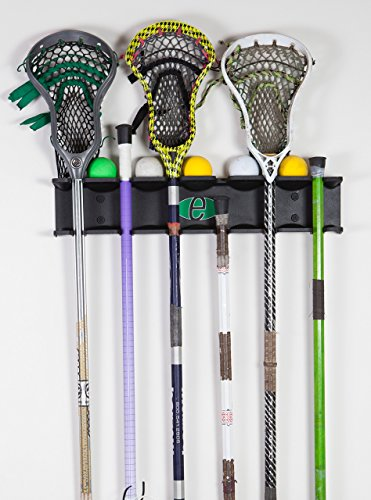 Evolution - Lacrosse Multi-Sport Stick Rack