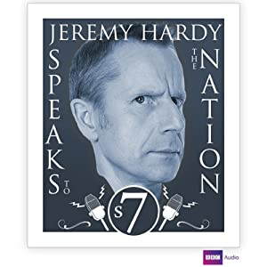 Jeremy Hardy Speaks to the Nation Radio/TV