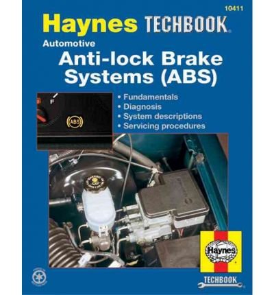Automotive Anti-Lock Brake Systems (ABS) (Haynes Repair Manual (Paperback)) (Hardback) - Common