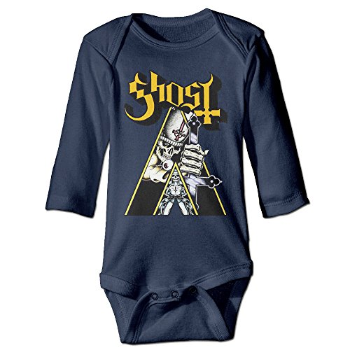 Price comparison product image OMALA Popestar-Ghost B.C. Toddler Sleeved Clothing Navy 12 Months