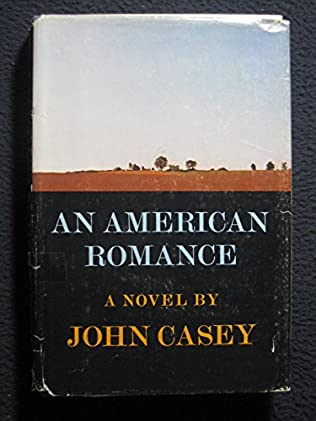 book cover of An American Romance
