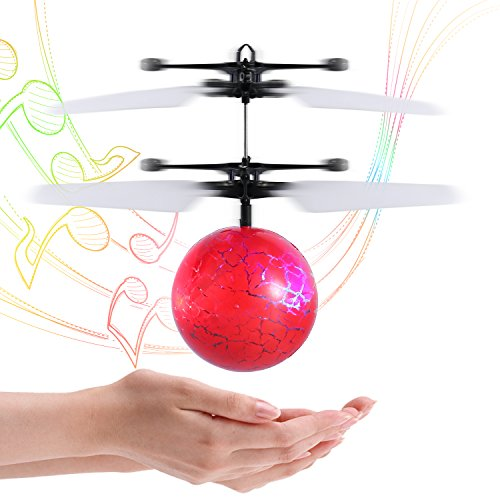 LESHP infrared Induction Helicopter Teenagers