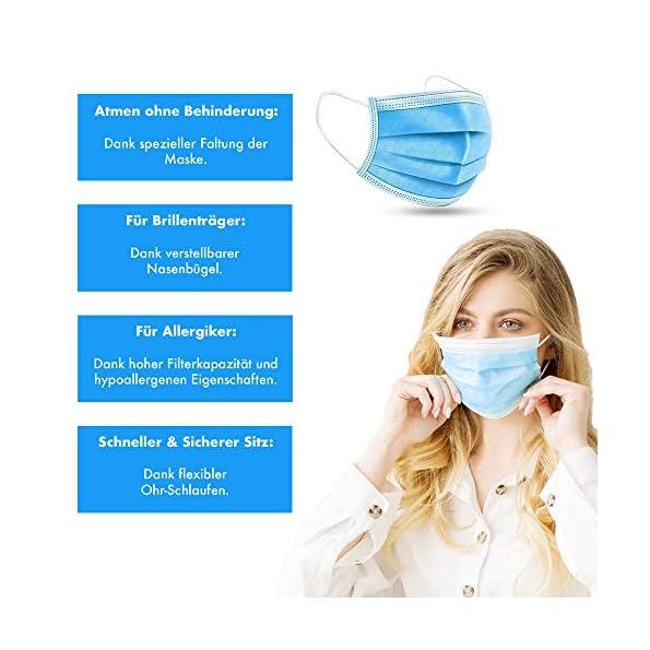 Demel-Augenoptik-100-Stck-10-Stck-GRATIS-Einmal-Mundbedeckung-Behelfsmaske-aus-Vlies-110-Stck