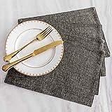 Home Brilliant Cloth Placemats Set of 6 Heat