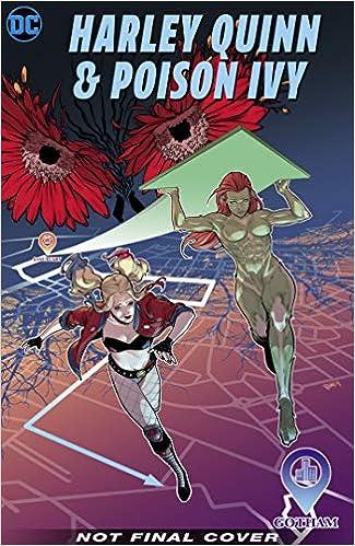 Är Poison Ivy och Harley Quinn dating