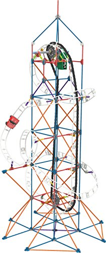 K'NEX Star Shooter Coaster Building Set