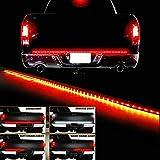 "GTP 60"" Tailgate LED Strip Light Bar Truck Pickup Reverse Brake Turn Signal"
