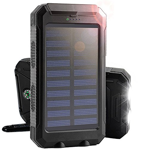 Rain Resistant Portable Shockproof Chargers Flashlights product image