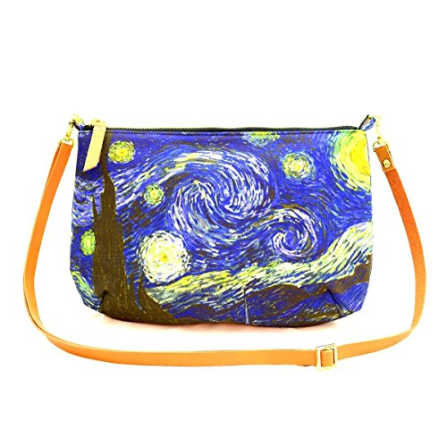 Canvas Cross Bags Vincent Van Gogh (Arles Canvas)