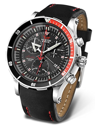 Vostok-Europe 6S30/5105201 Anchar Limited Edition Diver Watch